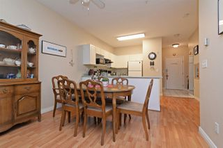 """Photo 4: 217 2109 ROWLAND Street in Port Coquitlam: Central Pt Coquitlam Condo for sale in """"PARKVIEW PLACE"""" : MLS®# R2251124"""