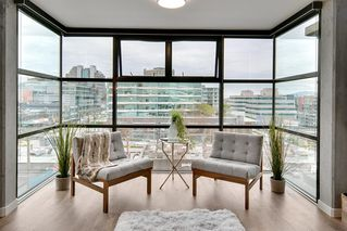"Photo 1: PH 704 428 W 8TH Avenue in Vancouver: Mount Pleasant VW Condo for sale in ""XL LOFTS"" (Vancouver West)  : MLS®# R2265989"
