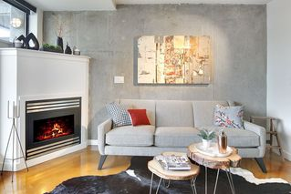 "Photo 5: PH 704 428 W 8TH Avenue in Vancouver: Mount Pleasant VW Condo for sale in ""XL LOFTS"" (Vancouver West)  : MLS®# R2265989"