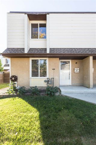 Main Photo: J9 Garden Grove Village in Edmonton: Zone 16 Townhouse for sale : MLS®# E4118147