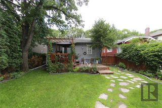 Photo 2: 254 Waterloo Street in Winnipeg: Residential for sale (1C)  : MLS®# 1819777