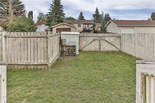 Photo 20: 1154 FALWORTH Road NE in Calgary: Falconridge Semi Detached for sale : MLS®# C4203338