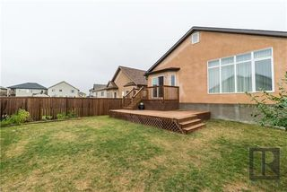 Photo 20: 287 John Angus Drive in Winnipeg: South Pointe Residential for sale (1R)  : MLS®# 1824929