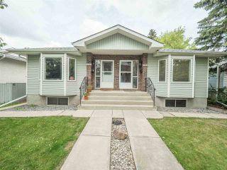Main Photo: 8514/16 81 Avenue in Edmonton: Zone 17 House Duplex for sale : MLS®# E4134217