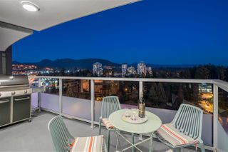 """Photo 14: 1909 1188 PINETREE Way in Coquitlam: North Coquitlam Condo for sale in """"MTHREE"""" : MLS®# R2322579"""