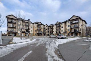 Main Photo: 407 10520 56 Avenue in Edmonton: Zone 15 Condo for sale : MLS®# E4136657