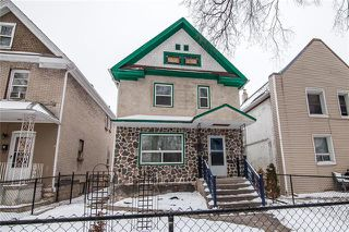 Main Photo: 640 Sherbrook Street in Winnipeg: West End Residential for sale (5A)  : MLS®# 1831114