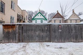Photo 19: 640 Sherbrook Street in Winnipeg: Residential for sale (5A)  : MLS®# 1831114