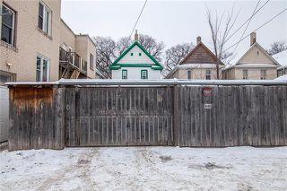 Photo 19: 640 Sherbrook Street in Winnipeg: Residential for sale (5A)  : MLS®# 1831114
