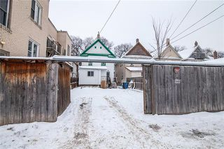 Photo 20: 640 Sherbrook Street in Winnipeg: Residential for sale (5A)  : MLS®# 1831114