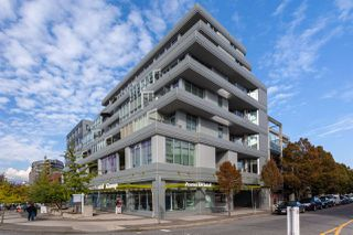 "Main Photo: 505 495 W 6TH Avenue in Vancouver: False Creek Condo for sale in ""LOFT 495"" (Vancouver West)  : MLS®# R2334093"
