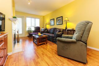 """Photo 2: 318 22022 49 Avenue in Langley: Murrayville Condo for sale in """"MURRAY GREEN"""" : MLS®# R2336851"""