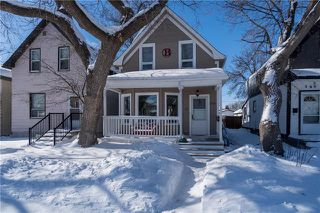 Photo 1: 358 Parkview Street in Winnipeg: St James Residential for sale (5E)  : MLS®# 1903951