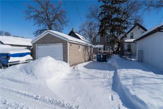 Photo 17: 358 Parkview Street in Winnipeg: St James Residential for sale (5E)  : MLS®# 1903951