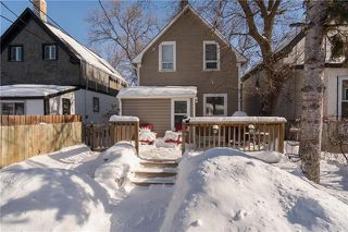 Photo 16: 358 Parkview Street in Winnipeg: St James Residential for sale (5E)  : MLS®# 1903951