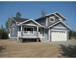 Photo 1: 8175 SUNHILL RD in Prince_George: Pineview House for sale (PG Rural South (Zone 78))  : MLS®# N191993