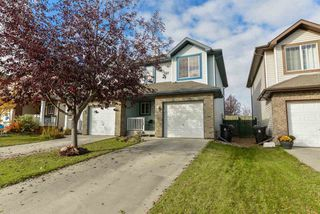 Photo 1: 49 Ventura Street: Spruce Grove House Half Duplex for sale : MLS®# E4147086