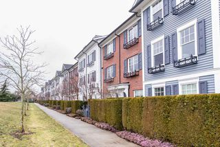 "Main Photo: 18 7348 192A Street in Surrey: Clayton Townhouse for sale in ""Knoll"" (Cloverdale)  : MLS®# R2348121"
