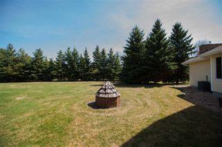 Photo 25: 41 54324 Bellerose Drive: Rural Sturgeon County House for sale : MLS®# E4148791
