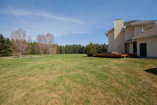 Photo 24: 41 54324 Bellerose Drive: Rural Sturgeon County House for sale : MLS®# E4148791