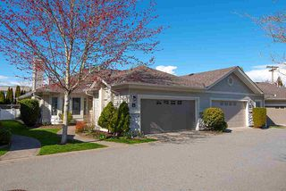 "Photo 1: 21 16888 80 Avenue in Surrey: Fleetwood Tynehead Townhouse for sale in ""STONECROFT"" : MLS®# R2352250"