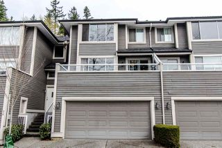 "Photo 1: 35 181 RAVINE Drive in Port Moody: Heritage Mountain Townhouse for sale in ""Viewpoint"" : MLS®# R2355428"