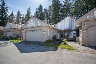 """Main Photo: 83 2533 152 Street in Surrey: Sunnyside Park Surrey Townhouse for sale in """"Bishop's Green"""" (South Surrey White Rock)  : MLS®# R2354943"""