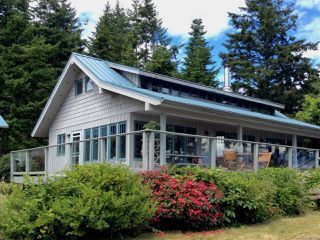 Main Photo: 229 QUADRA Loop in QUADRA ISLAND: Isl Quadra Island House for sale (Islands)  : MLS®# 811109