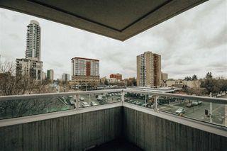 Photo 17: 406 10055 118 Street in Edmonton: Zone 12 Condo for sale : MLS®# E4155288