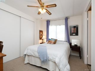 Photo 14: 9 1498 Admirals Rd in VICTORIA: VR Glentana Manufactured Home for sale (View Royal)  : MLS®# 815323
