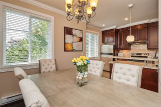 "Photo 6: 5 7520 GILBERT Road in Richmond: Brighouse South Townhouse for sale in ""CARRERA LANE"" : MLS®# R2390290"