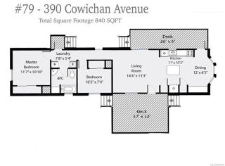Photo 16: 79 390 Cowichan Ave in COURTENAY: CV Courtenay East Manufactured Home for sale (Comox Valley)  : MLS®# 828012