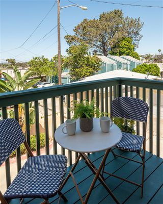 Photo 11: OCEAN BEACH Townhome for sale : 2 bedrooms : 2117 Mendocino Blvd in San Diego
