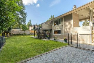 """Photo 30: 1553 MARINE Crescent in Coquitlam: Harbour Place House for sale in """"HARBOUR PLACE"""" : MLS®# R2476651"""