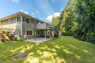 """Photo 29: 1553 MARINE Crescent in Coquitlam: Harbour Place House for sale in """"HARBOUR PLACE"""" : MLS®# R2476651"""