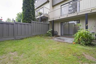 "Photo 20: 9 2880 DACRE Avenue in Coquitlam: Ranch Park Townhouse for sale in ""PARKWOOD"" : MLS®# R2479685"