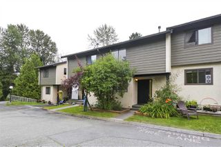 "Photo 1: 9 2880 DACRE Avenue in Coquitlam: Ranch Park Townhouse for sale in ""PARKWOOD"" : MLS®# R2479685"