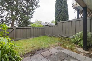 "Photo 19: 9 2880 DACRE Avenue in Coquitlam: Ranch Park Townhouse for sale in ""PARKWOOD"" : MLS®# R2479685"