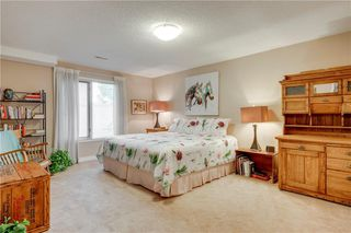 Photo 24: 66 GLENMORE Green SW in Calgary: Kelvin Grove Semi Detached for sale : MLS®# A1029652
