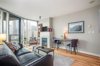"Photo 2: 901 1003 BURNABY Street in Vancouver: West End VW Condo for sale in ""Milano"" (Vancouver West)  : MLS®# R2498436"