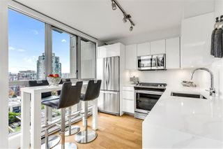 "Photo 7: 1207 1238 RICHARDS Street in Vancouver: Yaletown Condo for sale in ""Metropolis"" (Vancouver West)  : MLS®# R2515222"