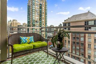 "Photo 10: 1207 1238 RICHARDS Street in Vancouver: Yaletown Condo for sale in ""Metropolis"" (Vancouver West)  : MLS®# R2515222"