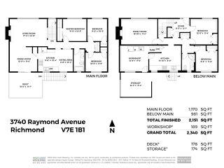 "Photo 25: 3740 RAYMOND Avenue in Richmond: Seafair House for sale in ""Seafair"" : MLS®# R2518600"