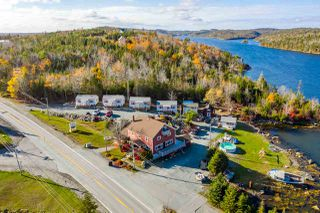 Photo 1: 9855 Highway 7 in Head Of Jeddore: 35-Halifax County East Commercial  (Halifax-Dartmouth)  : MLS®# 202025290