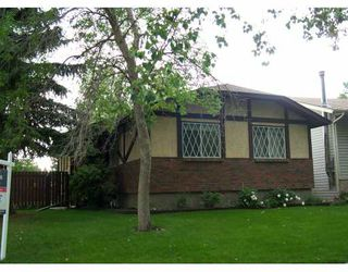 Photo 1:  in CALGARY: Midnapore Residential Detached Single Family for sale (Calgary)  : MLS®# C3134557