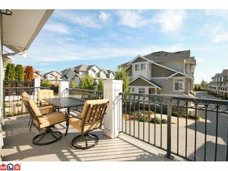 """Photo 10: 41 19330 69TH Avenue in Surrey: Clayton Townhouse for sale in """"Montebello"""" (Cloverdale)  : MLS®# F1123508"""