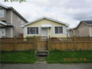 Photo 1: 3447 WILLIAM Street in Vancouver: Renfrew VE House for sale (Vancouver East)  : MLS®# V1042205