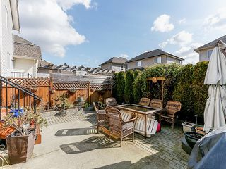 "Photo 20: 18956 71A Avenue in Surrey: Clayton House for sale in ""CLAYTON VILLAGE"" (Cloverdale)  : MLS®# F1404810"