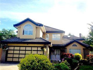 Photo 1: 10280 MCLEOD Court in Richmond: Bridgeport RI House for sale : MLS®# V1065911