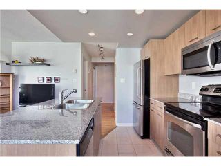 """Photo 5: 1504 1212 HOWE Street in Vancouver: Downtown VW Condo for sale in """"1212 HOWE"""" (Vancouver West)  : MLS®# V1109901"""